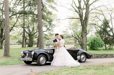 Pearl Wedding Details
