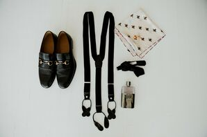 Classic Groom's Accessories