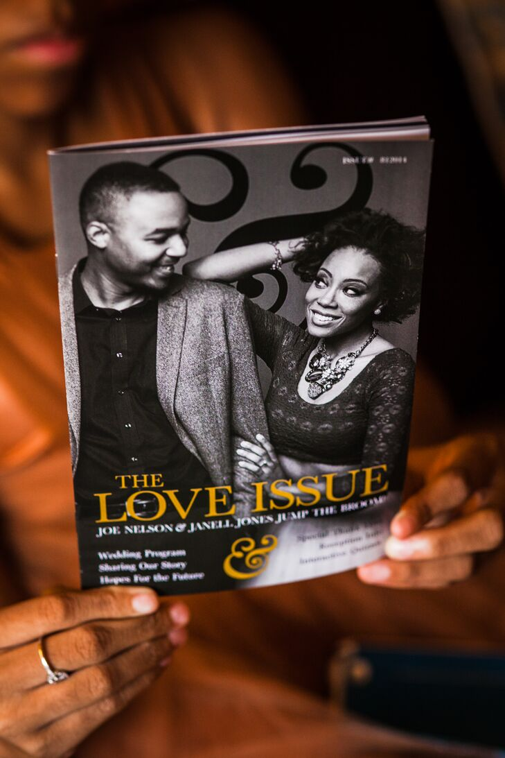 Janell and Joe Magazine Programs