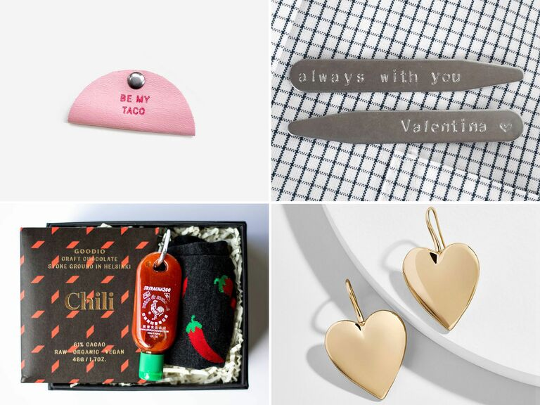 e25453217 42 Cute Valentine's Day Gifts for Him and Her