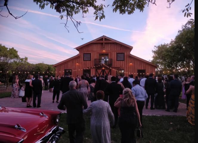 Hacienda Los Robles B Amp B Reception Venues Miami Fl
