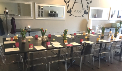 Angelinas Kitchen Rehearsal Dinners Bridal Showers