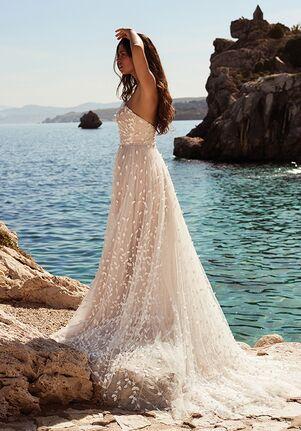 Lillian West 66117 A-Line Wedding Dress