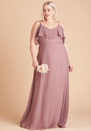 Birdy Grey BC2005DM Off the Shoulder Bridesmaid Dress