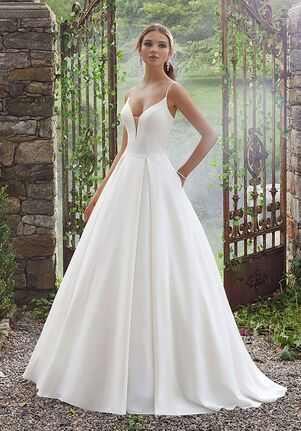 Morilee by Madeline Gardner/Blu Pacifica Ball Gown Wedding Dress
