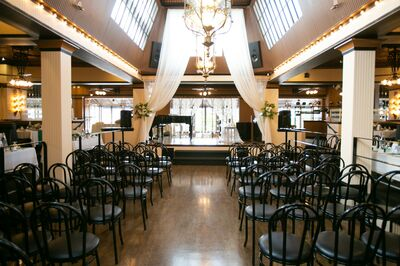 Lake Union Cafe Private Events