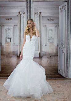 LOVE by Pnina Tornai for Kleinfeld 14482 Mermaid Wedding Dress
