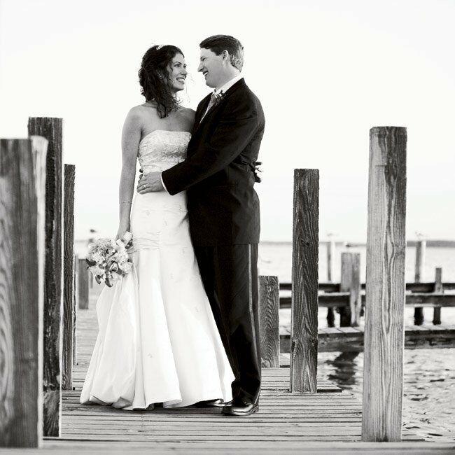 Story Comedian Iliza Shlesinger Wedding: Elisa & Brian: An Indoor Wedding In Rehoboth Beach, DE