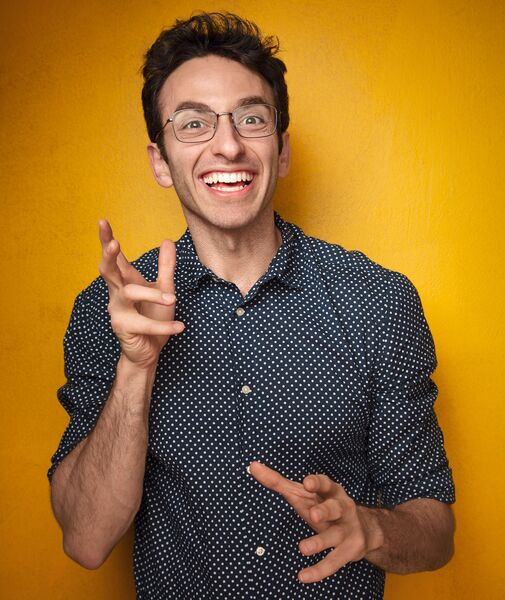 Gianmarco Soresi - Clean Comedian - New York City, NY
