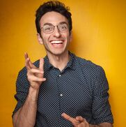 New York City, NY Clean Comedian | Gianmarco Soresi