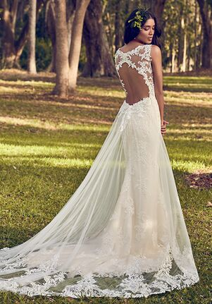 Maggie Sottero Bernadine Sheath Wedding Dress