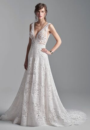 Sottero and Midgley FINLEY DAWN A-Line Wedding Dress