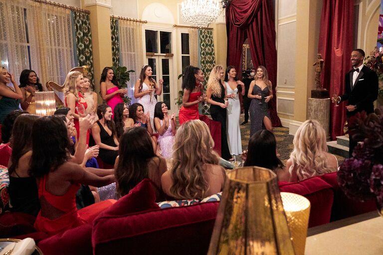 matt james contestants season 25 bachelor