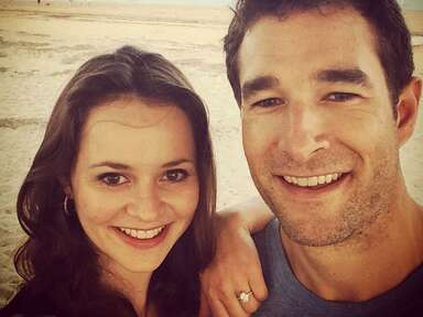 Olympic figure skater Sasha Cohen is engaged