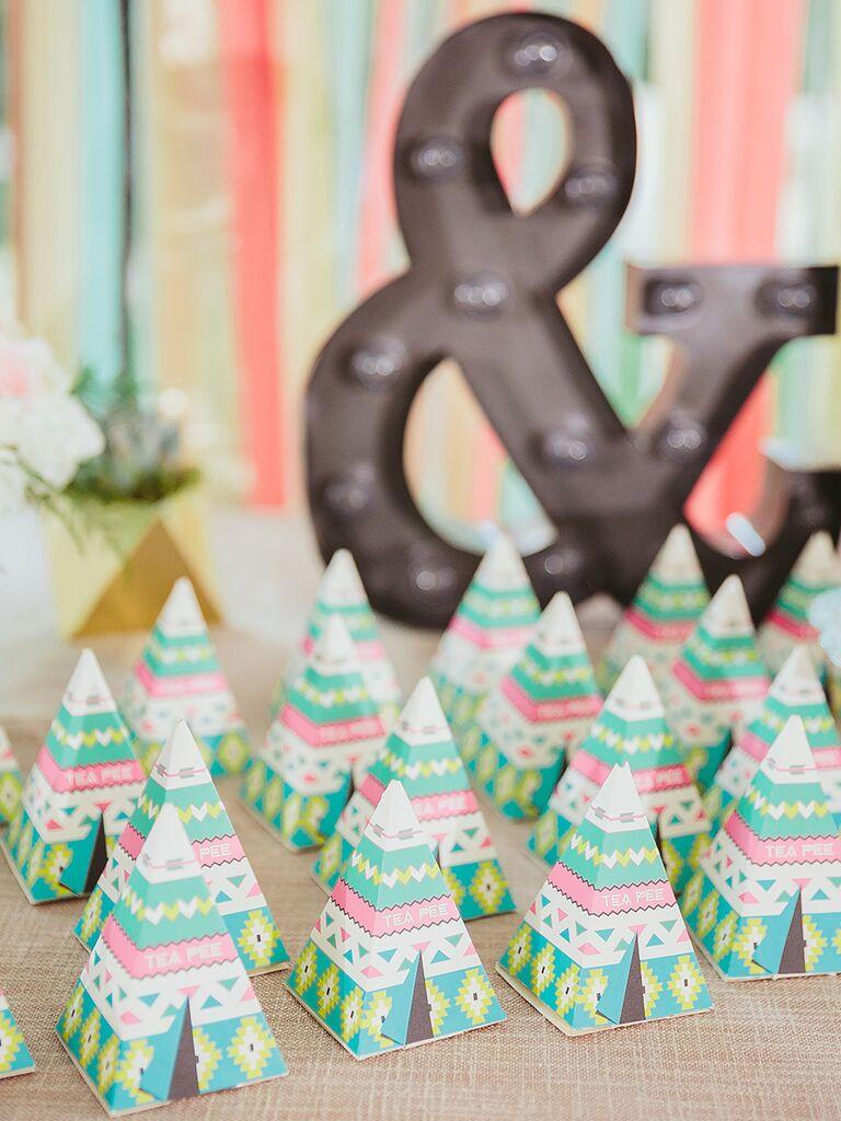 Cute wedding favor idea