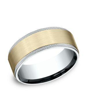 Benchmark CF208749 Gold Wedding Ring