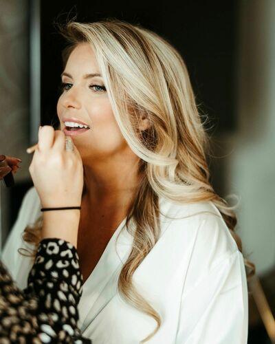 Makeup by Anna Dawson
