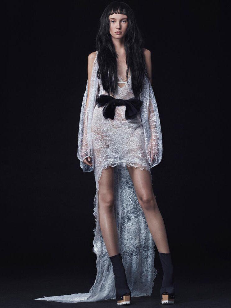 Vera Wang Fall 2016 Collection: Wedding Dress