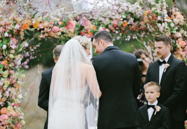 Allan Zepeda/ The Knot Dream Wedding