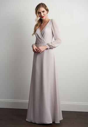 JASMINE P206052 V-Neck Bridesmaid Dress