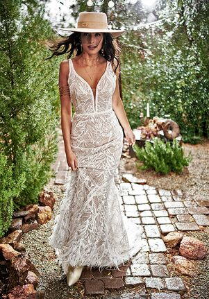 All Who Wander Gio A-Line Wedding Dress