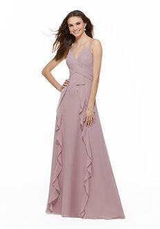 Morilee by Madeline Gardner Bridesmaids 21645 V-Neck Bridesmaid Dress