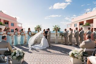 Wedding venues in tampa fl the knot hyatt regency clearwater beach resort and spa junglespirit