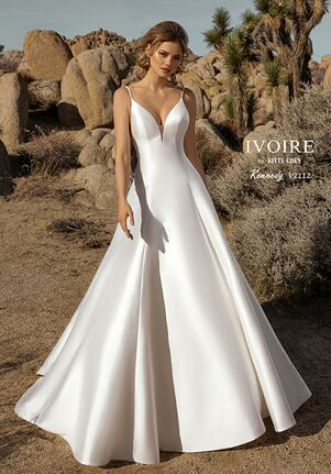 IVOIRE by KITTY CHEN KENNEDY,V2112 Ball Gown Wedding Dress