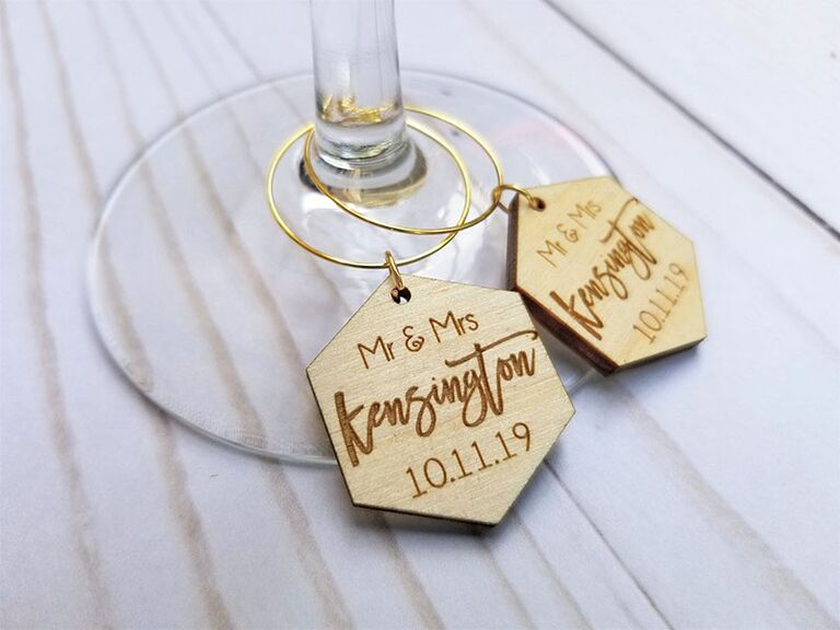 champagne charms