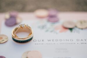 Distinctive Wedding Rings