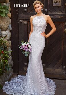 KITTYCHEN MALAYSIA, H1945 Sheath Wedding Dress
