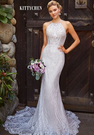 KITTYCHEN MALAYSIA, H1945 Sheath Wedding Dress