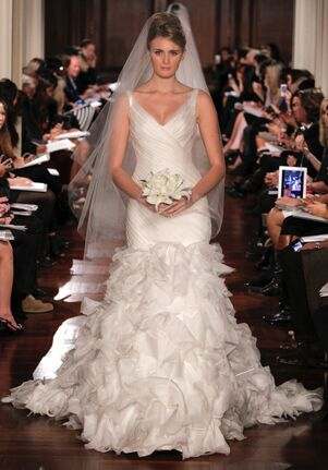 Romona Keveza Collection RK296 Mermaid Wedding Dress
