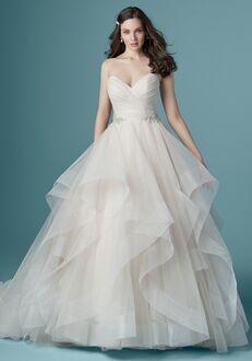 Maggie Sottero YASMIN Ball Gown Wedding Dress