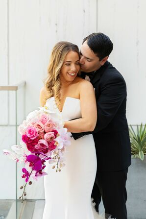 Modern Wedding at The Joule in Dallas, Texas