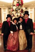Frisco, TX A Cappella Group | Dallas Christmas Carolers
