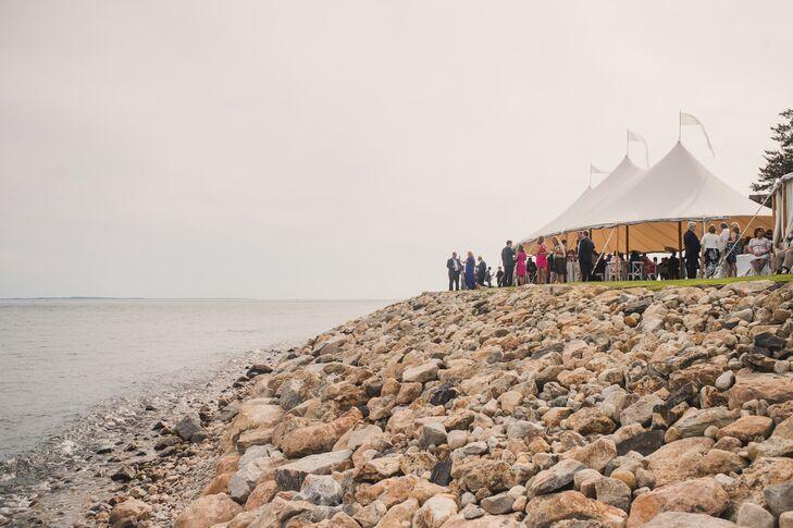 Coastal Tented Reception