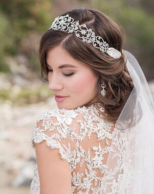 Bel Aire Bridal 6518 Headband