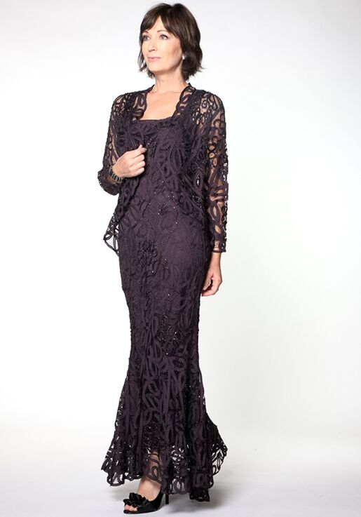 Soulmates D9120 Brown Mother Of The Bride Dress