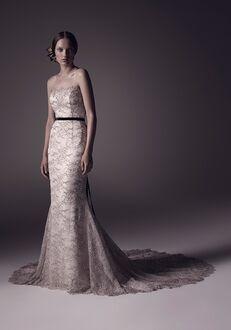 Amaré Couture C109 Elle Sheath Wedding Dress