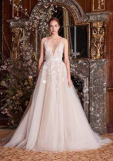 Monique Lhuillier Clementine A-Line Wedding Dress