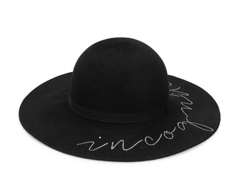 Eugenia Kim Honey Incognito wide-brim wool hat