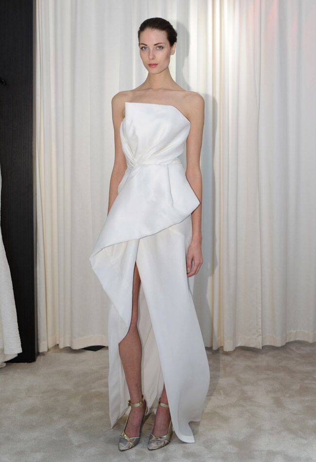 J Mendel Wedding Dress