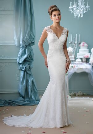 bced6b8679 Enchanting by Mon Cheri 116132 Mermaid Wedding Dress