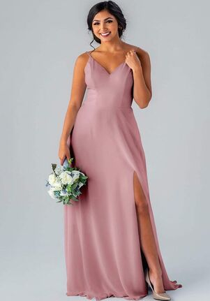 Kennedy Blue Sophie V-Neck Bridesmaid Dress