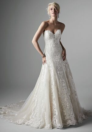 Sottero and Midgley SARITA A-Line Wedding Dress