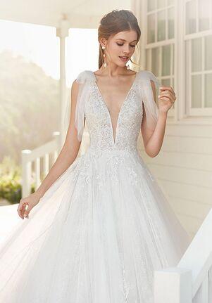 Rosa Clará Connie A-Line Wedding Dress