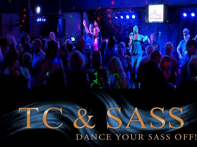 TC and Sass - Dance Band - Orlando, FL