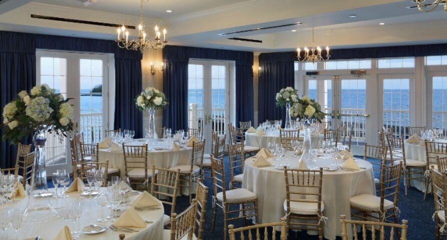 Beachfront Weddings At Madison Beach Hotel Madison Ct