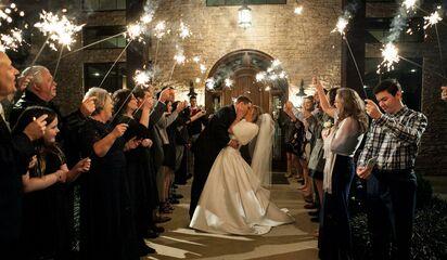 Love Wedding Sparklers Decor Murphy Tx